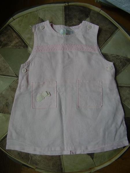 3.50лв: отлична рокля/туника лен-памук, 80см piskuni_80-P5130347.JPG Big