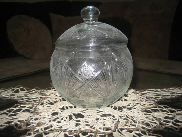 Стъклена бомбониера подходяща и за подарък IMG_6408.JPG Big