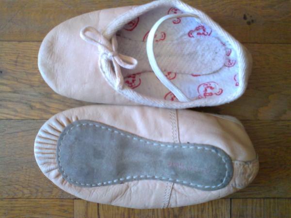 кожени туфли за балет Dance Gear стелка 14см, мн. добро съст. piskuni_tufli14-01.jpg Big