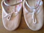 кожени туфли за балет Dance Gear стелка 14см, мн. добро съст. piskuni_tufli14-03.jpg