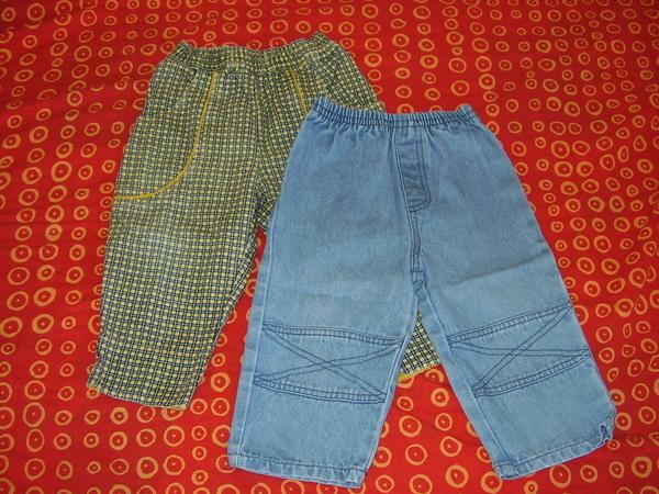 3.50: отлични дънки и подплатен панталон 80-86 piskuni_lotP3050038.JPG Big