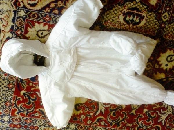 """Космонавт/Ескимос """"Marks&Spenser"""",  12-18 м. снежно бяла памучна материя Kolino_Photo6269.jpg Big"""
