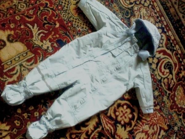 "Космонавтче/ Ескимос "" North FIELD"", р-р 80-86, нежно синьо Kolino_Photo6329.jpg Big"