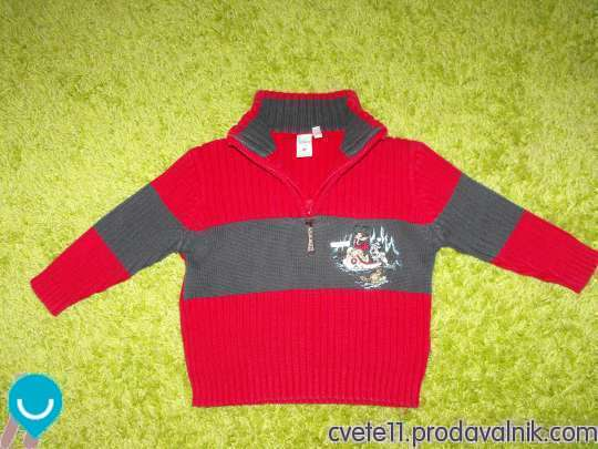 4ервено пуловер4е на Disney / 2год./ Sarita_img_1_large_4_.jpg Big