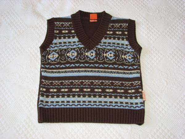 Плетено пуловерче без ръкави baba_mravka_36.JPG Big