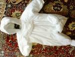 """Космонавт/Ескимос """"Marks&Spenser"""",  12-18 м. снежно бяла памучна материя Kolino_Photo6269.jpg"""