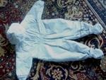 "Космонавтче/ Ескимос "" North FIELD"", р-р 80-86, нежно синьо Kolino_Photo6333.jpg"
