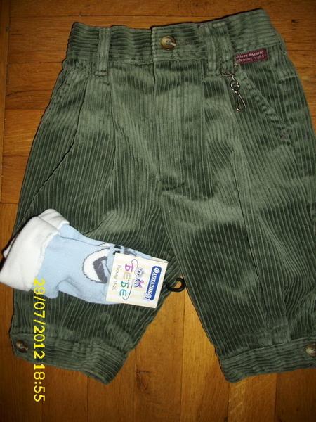 Зелени 7/8 джинси с подарък чисто нови чорапки. - 5.00 Лв toni69_DSCI0211_Custom_1.JPG Big