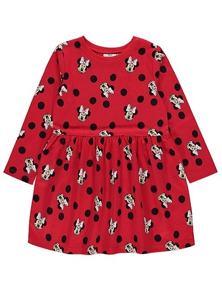 червена рокля с Мини Маус belleamie_5059182527909.jpg Big
