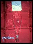Колие и обеци от слънчев камък,червен ахат EVA_17_pizap_com14101555862401.jpg