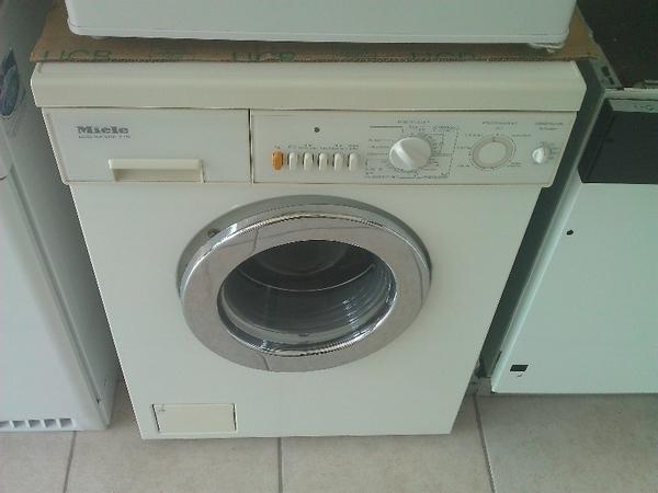 Kidkraft Witte Vintage Keuken : Miele De Luxe 708 Waschmaschine ...