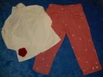 Ризка Бенетон със панталонки KIDS-UP ! 116/122см. lusy12345_IMG_0988.JPG