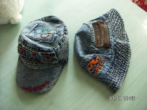 Лот дънкови шапки PICT2628.JPG Big