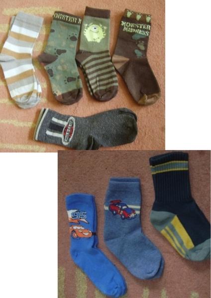 3 лв: 8 ч. чорапи 10-12-13см неразпънато стъпало piskuni_PA170264.jpg Big
