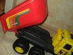 Огромен камион Rodeo на ф-ма Pilsan идеална играчка за вила или сели chokoni_DSC01008.JPG