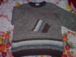 син и кафяв пуловер за 10 лв ABCD00112.JPG