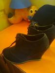 Велурени обувки на платформа 1705.jpg