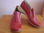 Червени обувки естествена кожа №37 DSC013991.JPG