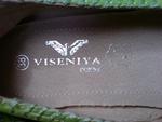 Чисто нови удобни зеленакави обувки №38. toni69_DSC05520_Custom_.JPG