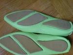 Чисто нови удобни зеленакави обувки №38. toni69_DSC05521_Custom_.JPG