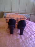 Нови кафяви обувки 39  номер 26см.стелка valenta_16637.jpg