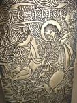 Месингова икона на Св. Георги 40х20см akraba1_2.jpg