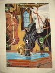 Гоблени - Златна есен, Перуники, Пролет, Коне на водопой и Котешко трио ddkk_DSC02056.jpg