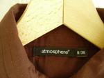 4лв: риза Atmosphere (Primark) UK8/36/S, шоколадово кафяво piskuni_atmosphere-36_006.jpg