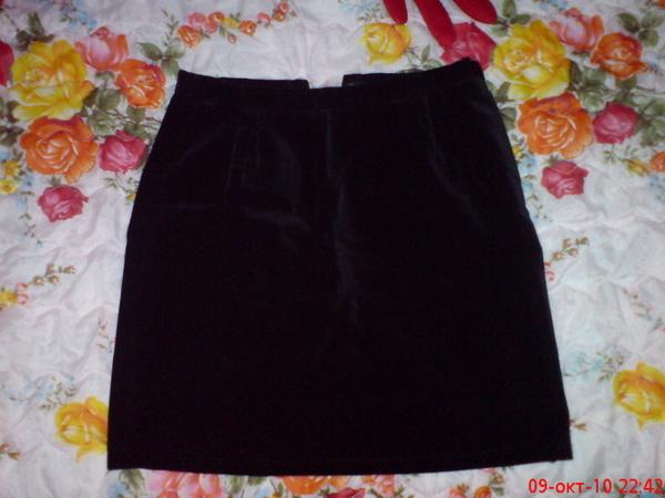 Черна мини пола с подарък belleamie_ABCD0014.JPG Big