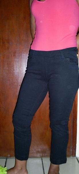 Втален и еластичен панталон на Tally Weijl belleamie_S5034213.JPG Big