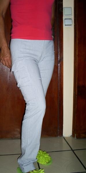 втален и еластичен панталон на Мотиви belleamie_S5034221.JPG Big
