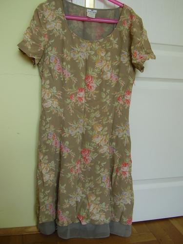 ефирна лятна рокля до коляното, M/ 40 piskuni_PA1404599.JPG Big